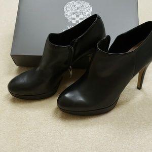 Vince Camuto shoe boot heels